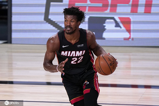 Après une année difficile, Jimmy Butler a déclaré que les Heat sont prêts à tout