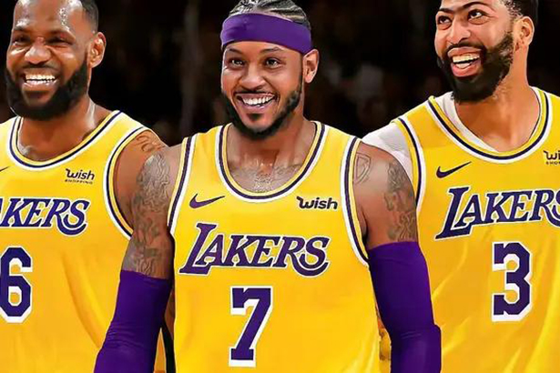 maillot basket Los Angeles Lakers